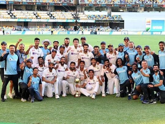 भारताच विजय