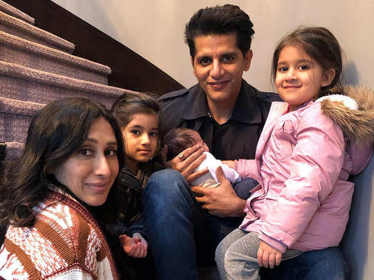 karanvir bohra makes strict rules for his daughters future boyfriends all fathers are like this