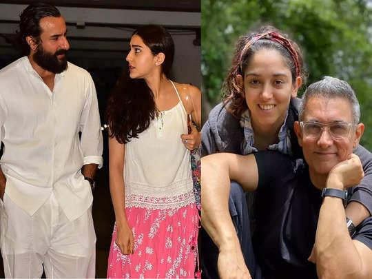 aamir khan to saif ali khan and malaika arora celebs with kids who got divorced