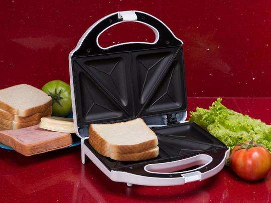 Sandwich Maker On Amazon : टेस्टी सैंडविच का जायका लें Amazon पर मिल रहे Sandwich Maker से