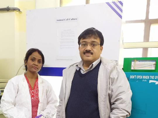 Varanasi news : IIT BHU के वैज्ञानिकों ने कालाजार की वैक्सीन के सफल ट्रायल का किया दावा