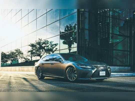 Lexus LS 500h Nishijin