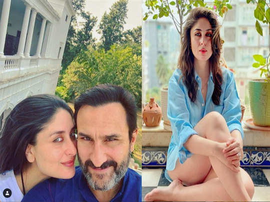 bollywood actors saif ali khan and kareena kapoor with son taimur ali khan usually visit natural places