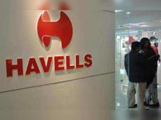 हैवेल्स का मुनाफा तीसरी तिमाही में 74.52 फीसदी बढ़कर 350.14 करोड़ रुपये पर पहुंच गया।