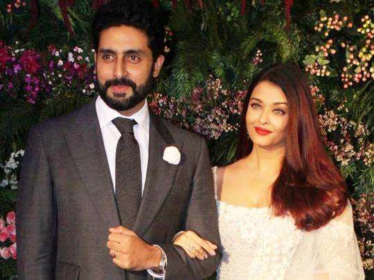 abhishek bachchan aishwarya rai bachchan relationship and reacted on divorce rumours with wife