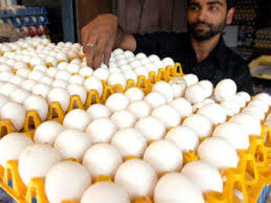 बर्ड फ्लू के कारण चिकन और अंडों की मांग में गिरावट आई है।