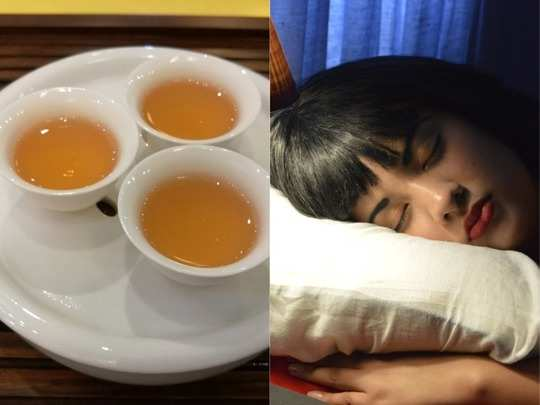 this tea may help you lose weight while sleeping researchers reveal
