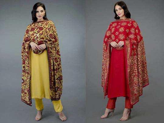 Salwar Suit On Amazon : यह स्टाइलिश Salwar Suit फैशन में लगाएंगे तड़का, हैवी डिस्काउंट पर Republic Day Sale से खरीदें