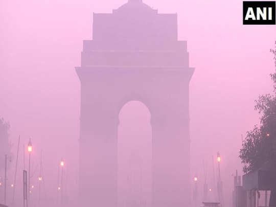 weather live updates: dense fog in delhi ncr today, severe cold wave expected in next week