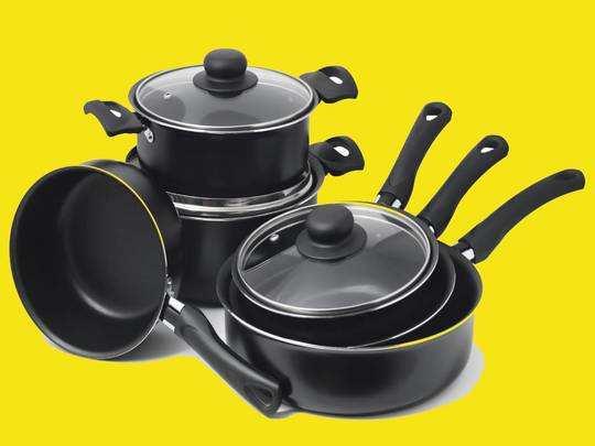 Cookware Set On Amazon : Cookware set पर है महाबचत करने का मौका, मिल रही है खास छूट