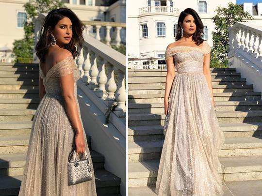 priyanka chopra jonas looks stunning in ralph lauren gown at met gala 2018