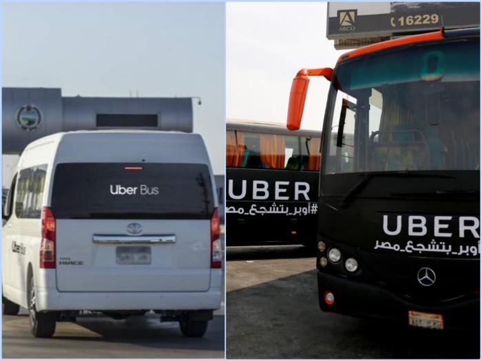Uber Bus