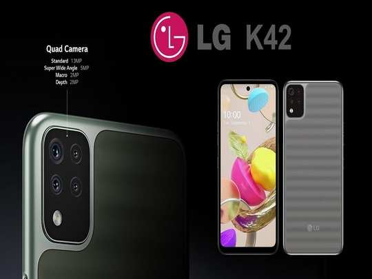 LG K42 Launched In India Price Specifications 2