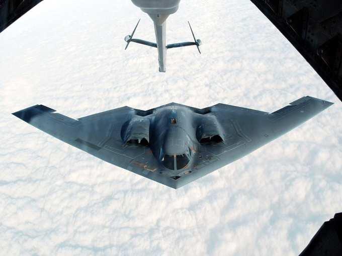 بمب افکن H-20 B-2 02