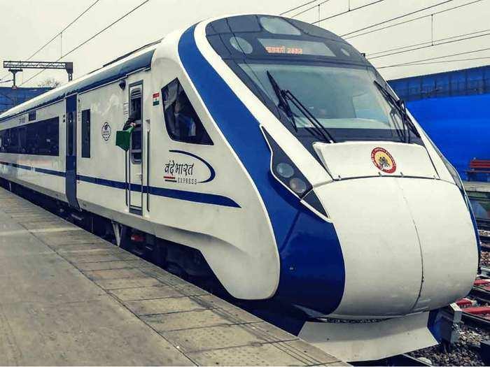 मेधा सर्वो ड्राइव्स लिमिटेड को मिला वंदे भारत ट्रेन सेट बनाने का काम (File Photo)