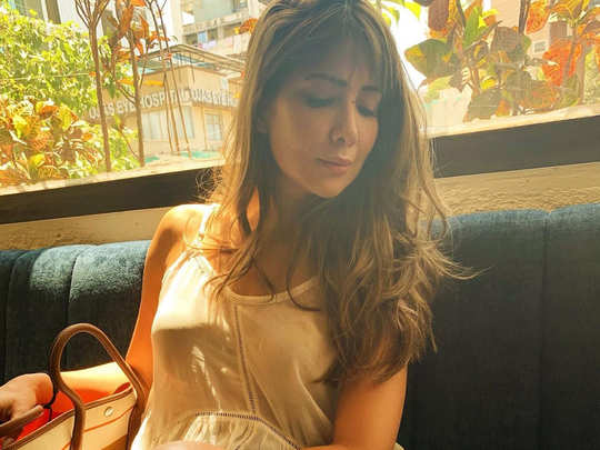 kim sharma rang in her birthday with her family and close friends in goa