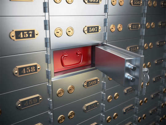 Bank Locker ET
