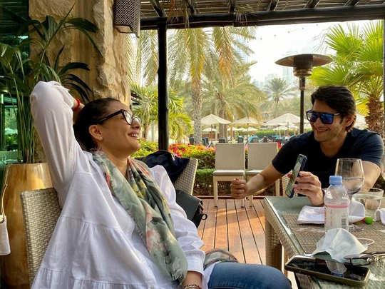 Mahesh Babus Instagram post on Namrata shirodkar Bithday