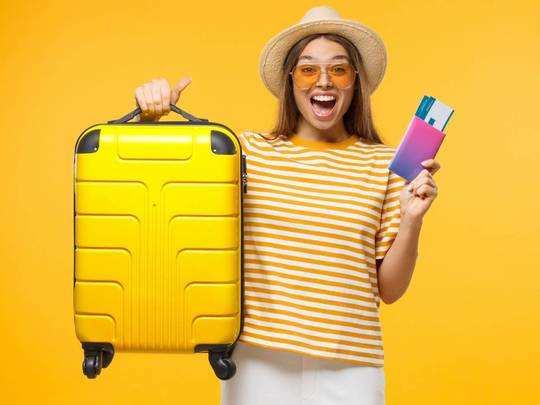 Luggage Bags : स्टाइलिश मजबूत और बड़े Luggage Bags on Amazon को इतनी कम कीमत में खरीदने का आज है आखिरी मौका