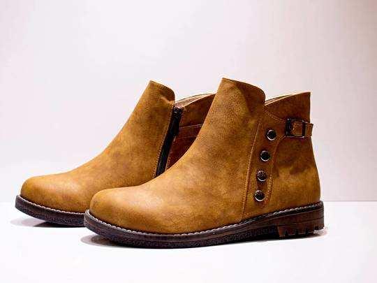Boots On Amazon : आज ही ऑर्डर कर लें ये स्टाइलिश boots on amazon, होगी हजार रुपए तक की बचत