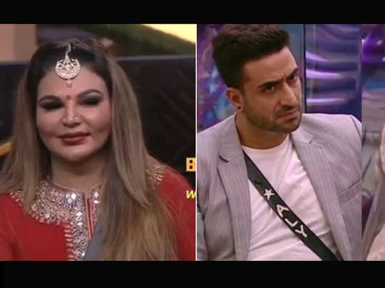 bigg boss rakhi aly 23 jan