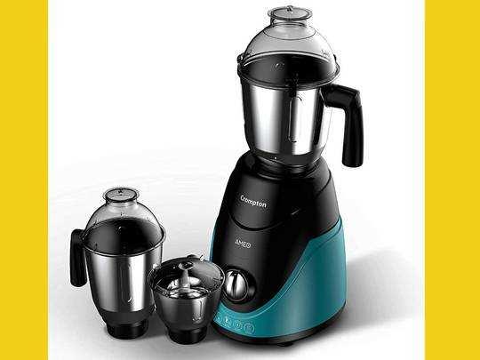 Mixer Grinder On Amazon : मात्र 1,899 रुपए में Amazon से खरीदें ये Mixer Grinder
