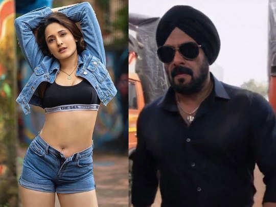 actress pragya jaiswal to play salman khan love interest in antim the final truth