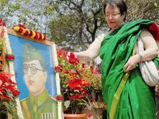 Netaji Subhash Chandra Bose:पक्के हिंदू थे मेरे पिता सुभाष चंद्र बोस, जर्मनी में रहने वाली बेटी ने कहा- सभी धर्मों का करते थे सम्मान