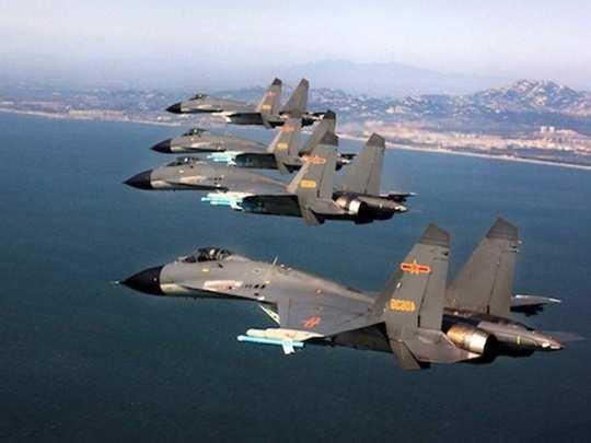 China Air Force PLAAF 01