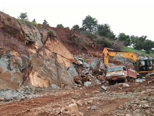 quarry ananganmala