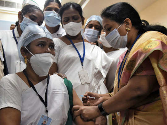 corona vaccine given to over 16 lakh people in india, where are rest of the world