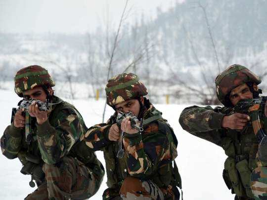 भारत - चीन संघर्ष