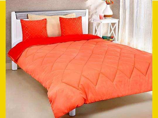 Comforter Price On Amazon : आपको और जेब को गर्म रखेंगे 55% तक डिस्काउंट पर मिल रहे Comforter on Amazon