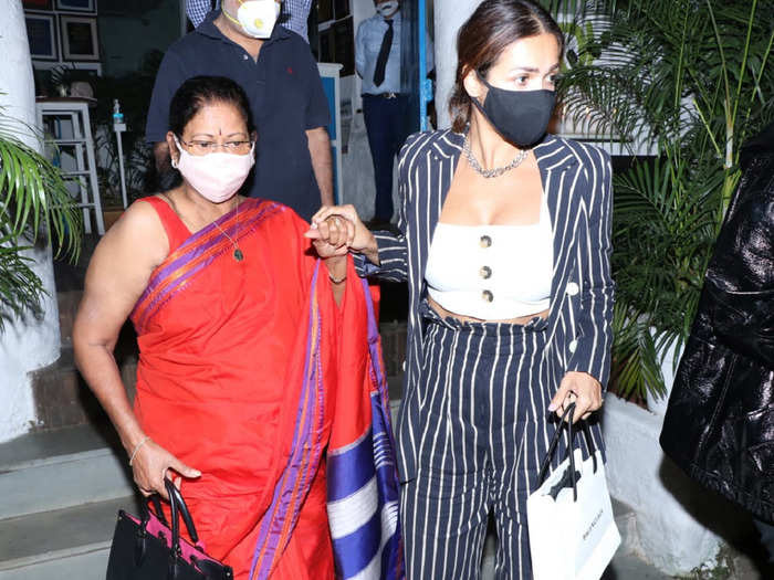 malaika arora mom is no less a fashionista than her daughter