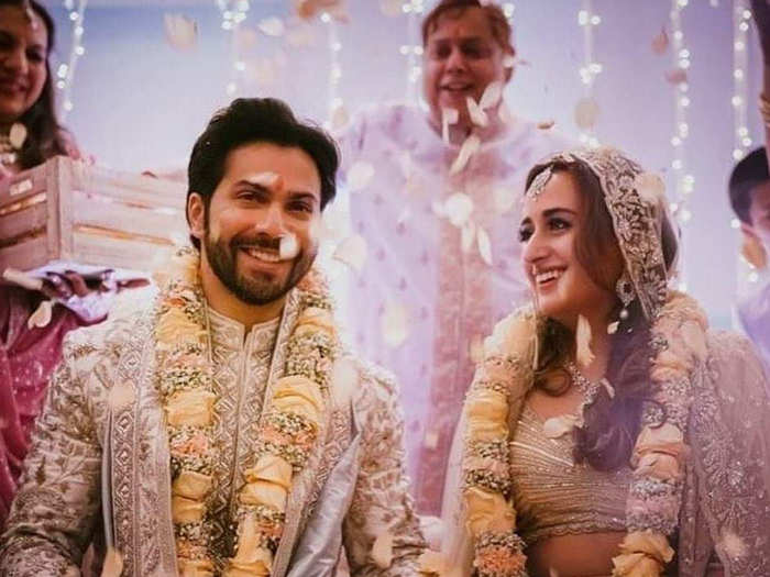 varun dhawan natasha dalal marriage was supposed to happen during day time but shifted in evening