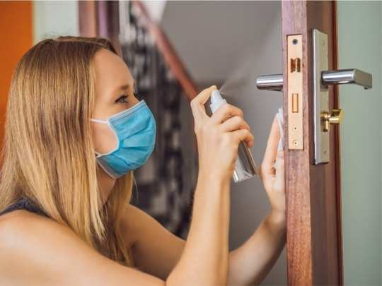 how to disinfect your home to make it safe from covid-19