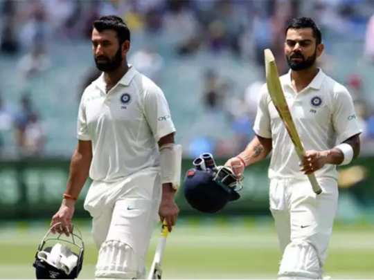 happy birthday cheteshwar pujara virat kohli ravichandran ashwin bcci icc lead wishes for team india new wall
