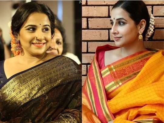 weight loss actress vidya balan struggle with weight gain issue and hormonal problems