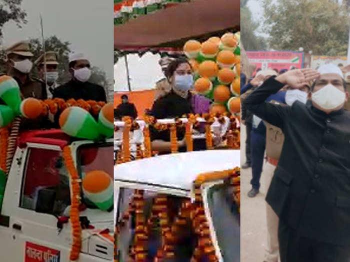 republic day 2021 celebration bihar patna nalanda nawada shekhpura gopalganj see photos