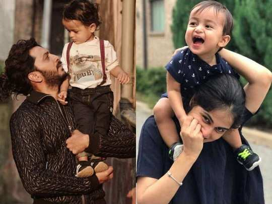 riteish deshmukh who faces challenges as a father in hindi