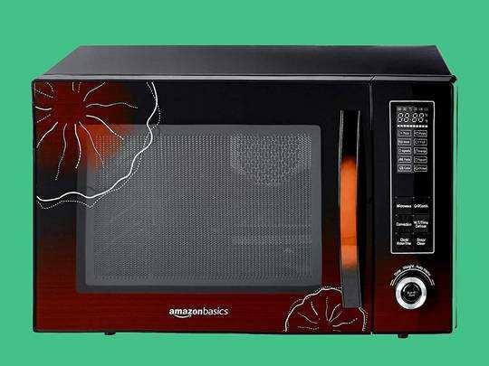 Microwave Oven On Amazon : किचन की शान ये स्मार्ट और एफिशिएन्ट Microwave Oven