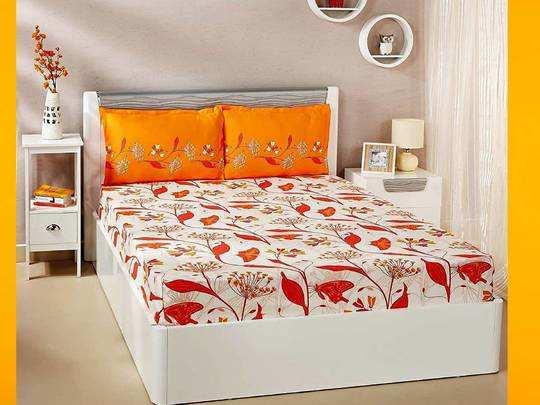 Bedsheets on Amazon : ब्राइट कलर और खूबसूरत प्रिंट Bedsheets कमरे को देंगे खूबसूरत लुक, डिस्काउंट के साथ करें ऑर्डर