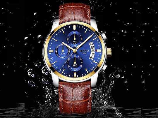 Watches On Amazon : 60% के डिस्काउंट पर खरीदें ये Watches, होगी हजार रुपए तक की बचत