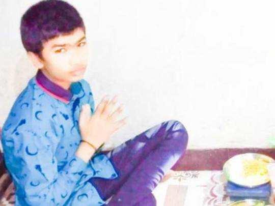 १३ वर्षीय मुलाने घेतला गळफास, आत्महत्येपूर्वी सोशल मीडियावरून घेतली माहिती