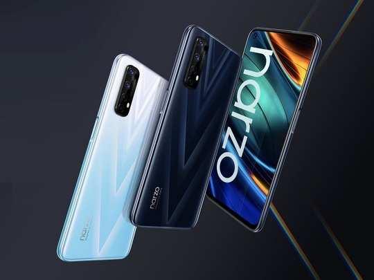 Realme New Mobile Realme Narzo 30A Launch Specs 1