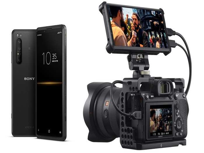 Sony Xperia Pro Launched Price Specifications