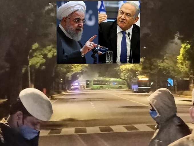 بمباران اسرائیل 01