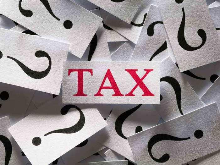 budget on income tax