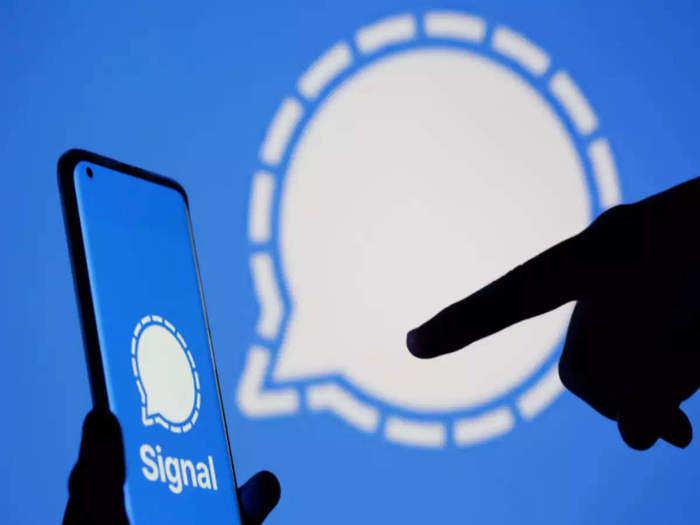 Signal App Copied WhatsApp Features Details