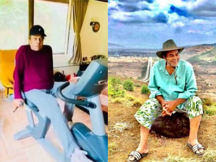 dharmendra does this exercise for 30 minutes daily heres why
